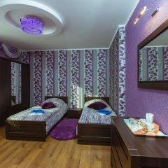 naDobu Hotel Poznyaki 2* Номер с общей ванной комнатой с различными типами кроватей (общая ванная комната) фото 2