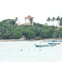 Gloria Grand Hotel пляж