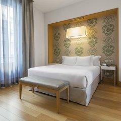 Отель NH Milano Touring 4* Стандартный номер разные типы кроватей фото 20
