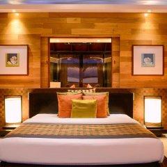 Отель Adaaran Prestige Vadoo 5* Вилла с различными типами кроватей фото 32