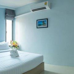 Отель Lada Krabi Express 3* Улучшенный номер с различными типами кроватей фото 18