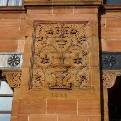 Отель Terracotta - Glasgow City Centre Apartment Великобритания, Глазго - отзывы, цены и фото номеров - забронировать отель Terracotta - Glasgow City Centre Apartment онлайн интерьер отеля