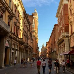 Отель Corte Galluzzi Halldis Apartment Италия, Болонья - отзывы, цены и фото номеров - забронировать отель Corte Galluzzi Halldis Apartment онлайн фото 4