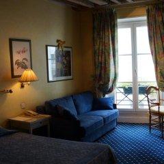 Отель Relais Médicis 4* Стандартный номер с различными типами кроватей фото 9