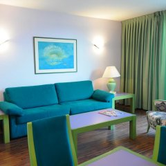 Hotel Sercotel Suite Palacio del Mar 4* Люкс с различными типами кроватей фото 5