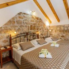 Отель Villa Spaladium 4* Студия Делюкс с двуспальной кроватью фото 2