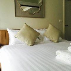 Отель The Deck Luxury Patong Beach комната для гостей фото 4