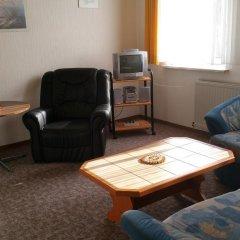 Hotel Zur Schanze 3* Апартаменты с различными типами кроватей фото 6