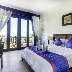 Отель Lotus Muine Resort & Spa 4* Бунгало с различными типами кроватей фото 4