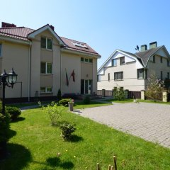 Отель Vilnius Guest House спортивное сооружение
