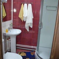 Мини-отель Привал Стандартный номер с двуспальной кроватью фото 10