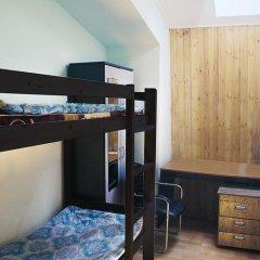 Хостел Лофт Кровать в мужском общем номере с двухъярусной кроватью фото 7