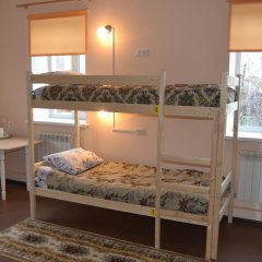"""Гостиница """"Каширская"""" Тюмень Центр 3* Кровать в общем номере двухъярусные кровати фото 3"""