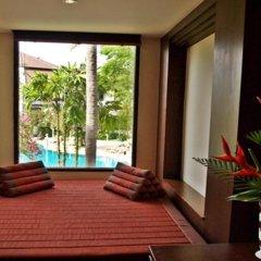 Отель Duangjitt Resort, Phuket 5* Номер Делюкс с двуспальной кроватью фото 23