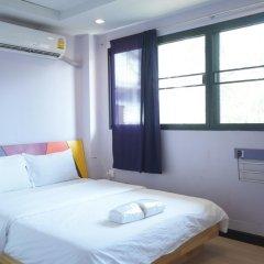 Отель Room@Vipa 3* Стандартный номер с двуспальной кроватью (общая ванная комната) фото 4
