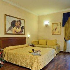 Porta Faenza Hotel 3* Стандартный номер с двуспальной кроватью фото 4