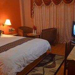 Отель Kathmandu Prince Hotel Непал, Катманду - отзывы, цены и фото номеров - забронировать отель Kathmandu Prince Hotel онлайн комната для гостей фото 3