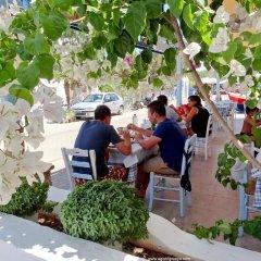 Отель Saronis Hotel Греция, Агистри - отзывы, цены и фото номеров - забронировать отель Saronis Hotel онлайн питание фото 3
