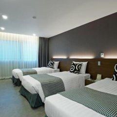 Itaewon Crown hotel 3* Стандартный номер с различными типами кроватей фото 4