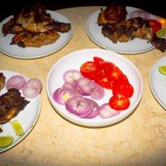 Отель Wewa Addara Guesthouse питание
