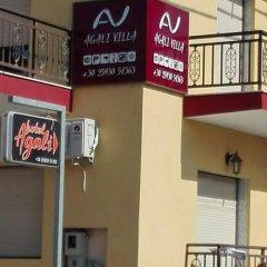 Отель Agali Villa интерьер отеля