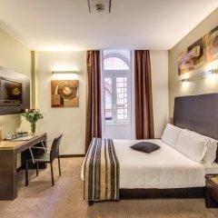 Отель Rinascimento 4* Стандартный номер с различными типами кроватей фото 2