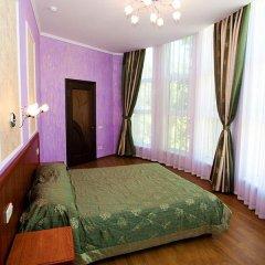 Гостевой Дом Юнона Семейный люкс с двуспальной кроватью фото 8