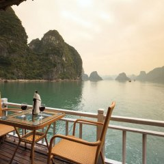 Отель Halong Golden Bay Cruise балкон