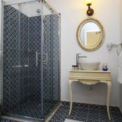 Dantela Butik Hotel Чешме ванная