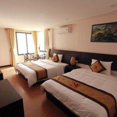 Отель Nguyen Dang Guesthouse Стандартный номер с различными типами кроватей фото 5