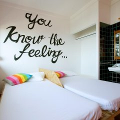 Hostel & Surfcamp 55 Стандартный номер разные типы кроватей фото 5
