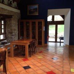 Отель Casa Rural Roncesvalles питание фото 2