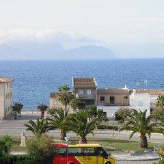 Отель Apartamentos Bauló Mar пляж фото 2