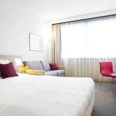Отель Novotel Genova City 4* Стандартный номер разные типы кроватей фото 2
