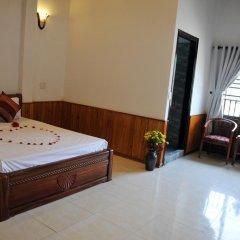 Отель Seaside An Bang Homestay 2* Улучшенный номер с различными типами кроватей фото 3