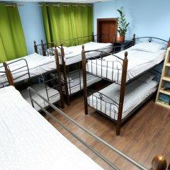 Book Hostel Lubyanka Кровать в общем номере с двухъярусной кроватью