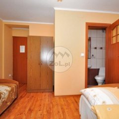 Отель Domek Centrum Nowotarska Польша, Закопане - отзывы, цены и фото номеров - забронировать отель Domek Centrum Nowotarska онлайн комната для гостей фото 4