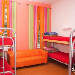 Гостиница Кубахостел Кровать в общем номере с двухъярусной кроватью фото 24
