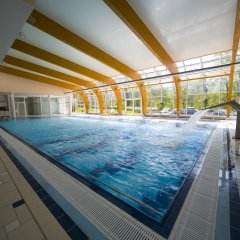 Отель Spa Resort Sanssouci Карловы Вары бассейн