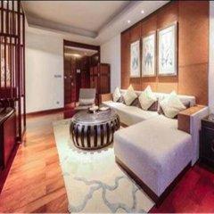 Отель Haitang Bay Gloria Sanya E-Block комната для гостей фото 4