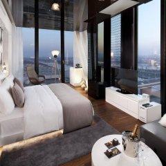 Отель Melia Vienna 5* Представительский люкс с различными типами кроватей фото 6