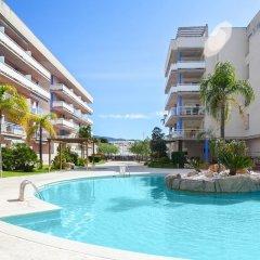 Отель Vista Roses Mar - Apartamento con Piscina Испания, Курорт Росес - отзывы, цены и фото номеров - забронировать отель Vista Roses Mar - Apartamento con Piscina онлайн бассейн