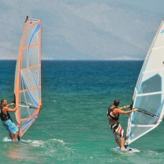 Отель Horizon Beach Resort Греция, Калимнос - отзывы, цены и фото номеров - забронировать отель Horizon Beach Resort онлайн приотельная территория