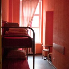 Гостиница Кубахостел Кровать в общем номере с двухъярусной кроватью фото 41