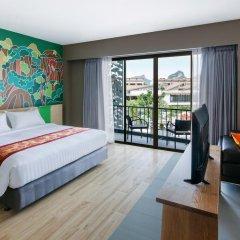 Отель 8Icon Ao Nang Krabi 3* Номер Делюкс с различными типами кроватей фото 5