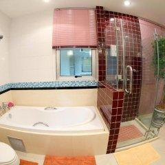 Апартаменты Central Bangkok 2+1 Bedroom Apartment on Soi 18 Бангкок ванная