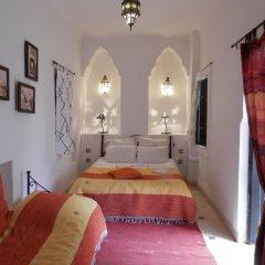 Отель Riad Ailen 3* Номер Комфорт фото 5