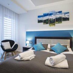 Отель Apartamenty Comfort & Spa Stara Polana Улучшенные апартаменты