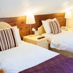 Pymgate Lodge Hotel 3* Стандартный номер с 2 отдельными кроватями фото 4
