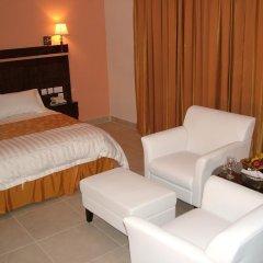 Отель Dead Sea Spa Hotel Иордания, Сваймех - отзывы, цены и фото номеров - забронировать отель Dead Sea Spa Hotel онлайн комната для гостей фото 5